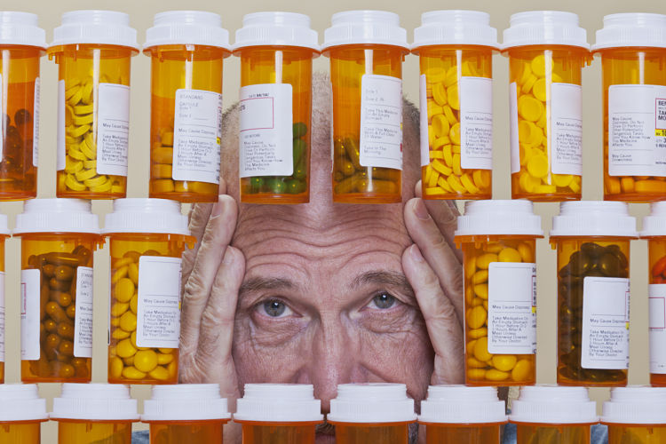 alternatives to Part D prescription drug plan